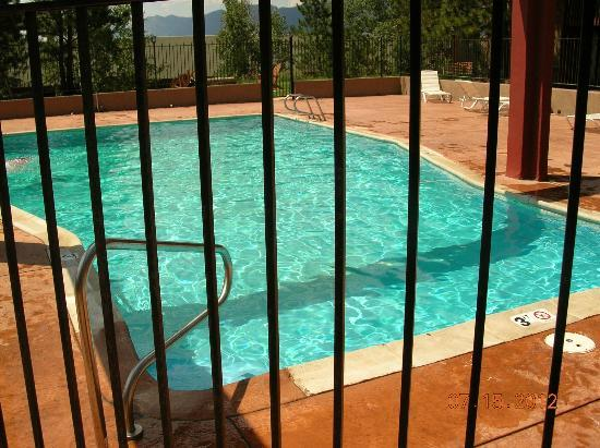 Sundance Mountain Lodge: Pool
