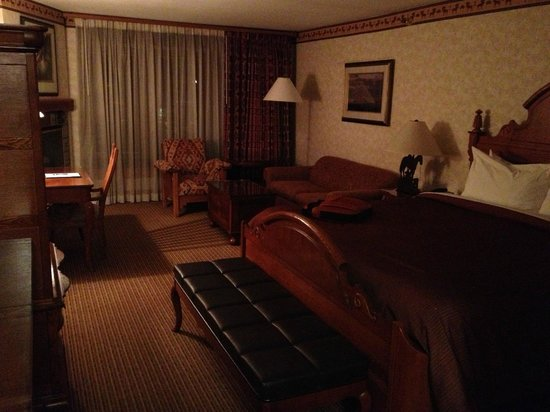 Wyoming Inn of Jackson Hole: Room