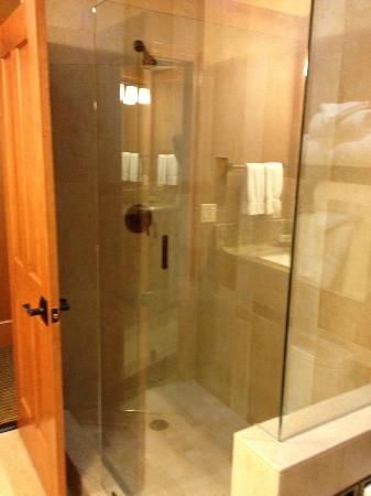 Wyoming Inn of Jackson Hole: Shower