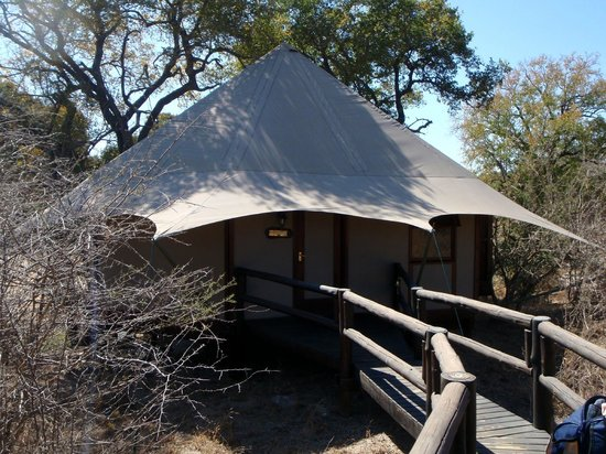 Hamilton Tented Camp
