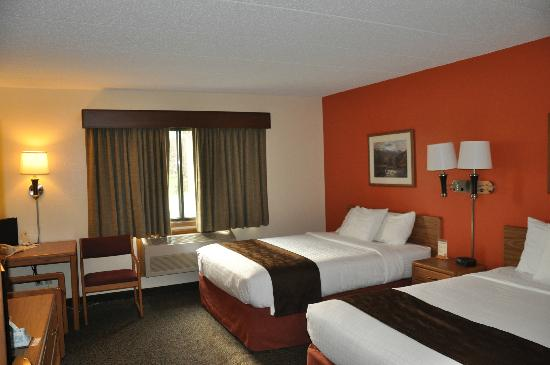 AmericInn Lodge & Suites Virginia: Room
