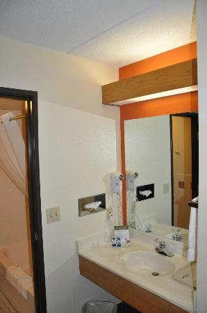 AmericInn Lodge & Suites Virginia: Bathroom
