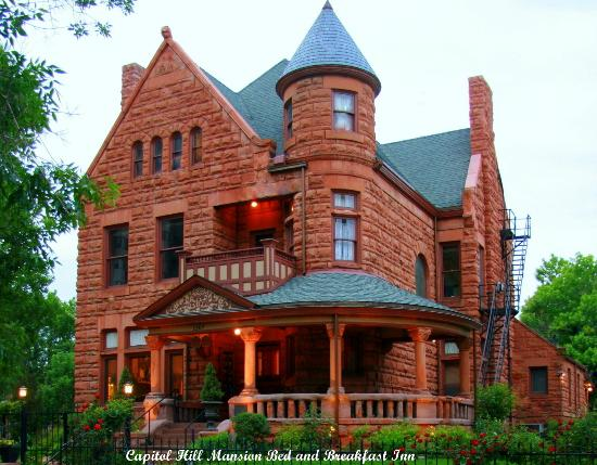 Capitol Hill Mansion Bed & Breakfast Inn