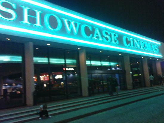 Showcase Cinema... G Cinema