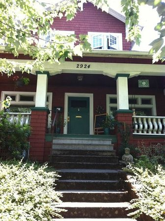 Photo of Cherokee Rose Inn Portland