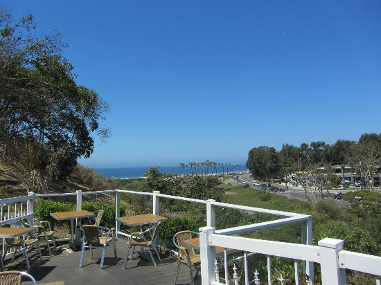 Malibu Country Inn: View from Kristy's