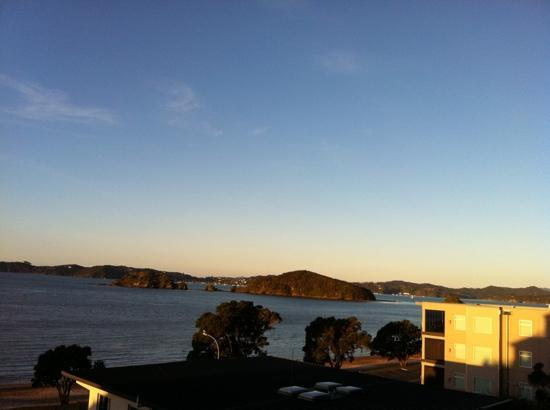 Blue Pacific Apartments Paihia: View from our deck