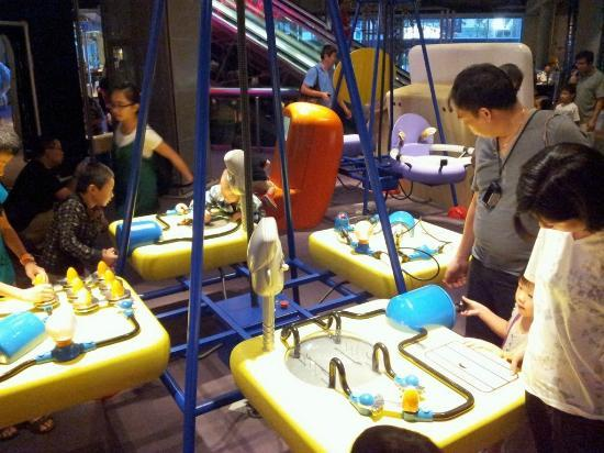 D Exhibition Hk : Electricity exhibitions at the hong kong science museum