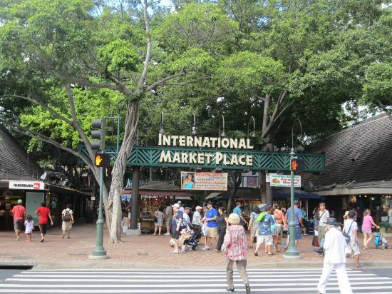 Honolulu International Marketplace International Marketplace