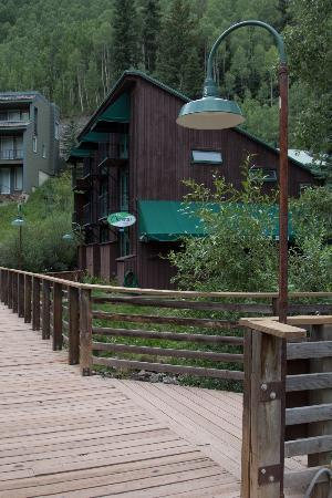 Manitou Lodge Bed and Breakfast: Manitou Lodge Telluride Colorado.