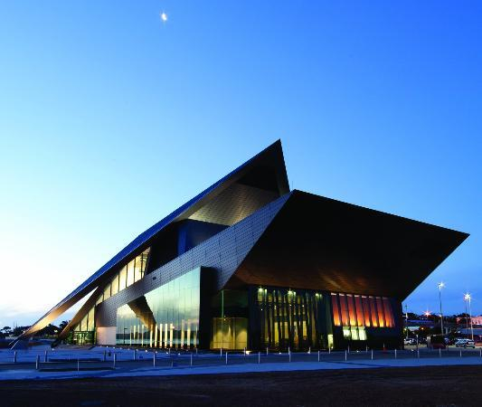 Albany Entertainment Centre Photo by Alison Paine