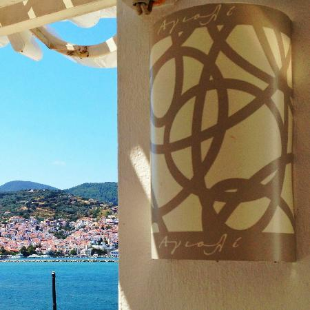 Skopelos Village:    
