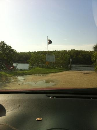 "KOA Campground Naples / Marco Island: ""Boat Ramp"""