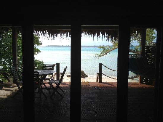 Lope Lope Lodge: View from our room