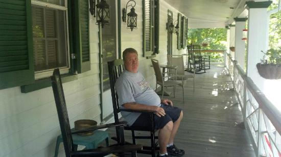 The Buckhorn Inn: RELAXING