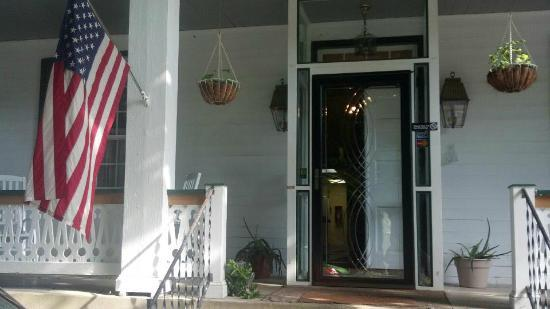 The Buckhorn Inn: FRONT DOOR