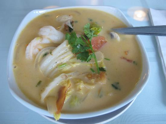 Still the Best Tom Kha Soup Ever - Review of Spicy Lime, New Bedford ...