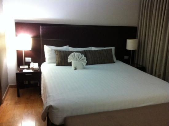 Eurostars Suites Reforma: Cama