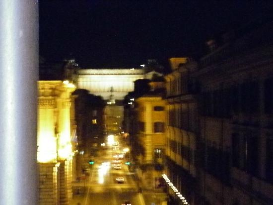 Hotel Montecitorio : vista panoramica 