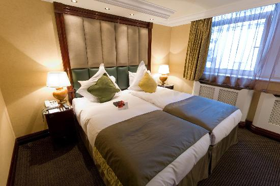 Shaftesbury Premier Hotel London Paddington