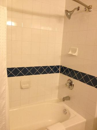 Holiday Inn Express Halifax / Bedford: Shower