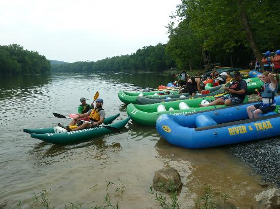 River & Trail Outfitters: fun