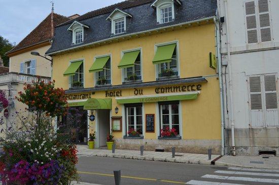 Hotel Restaurant du Commerce