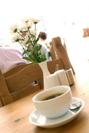 The Green Housekeeper Cafe