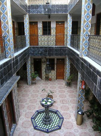 Photo of Hotel Mimosa Marrakech