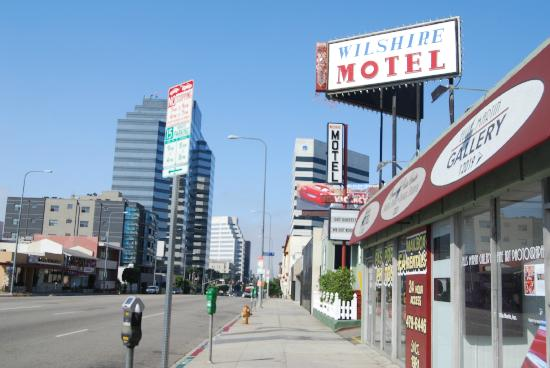 Wilshire Motel