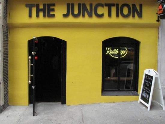 The Junction Entrance