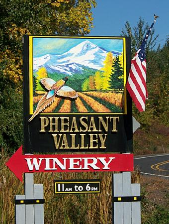 Pheasant Valley Winery