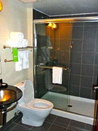 Hampton Inn Manhattan-SoHo: salle de bain