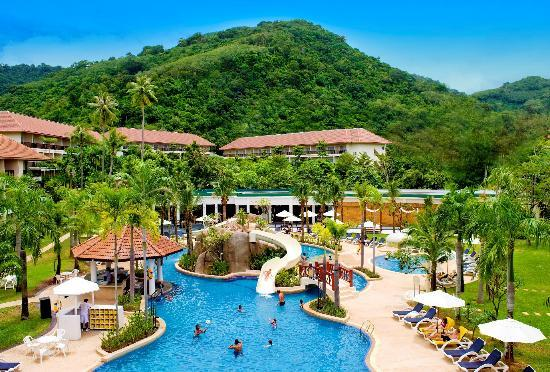 Centara Karon Resort Phuket: The Lagoon Pool