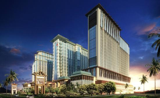 Sheraton Macao Hotel, Cotai Central