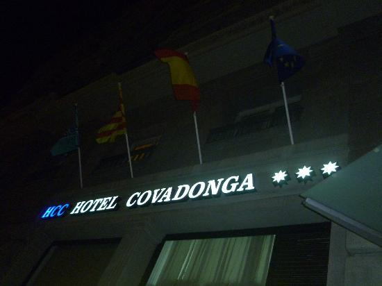 HCC Covadonga: Hotel