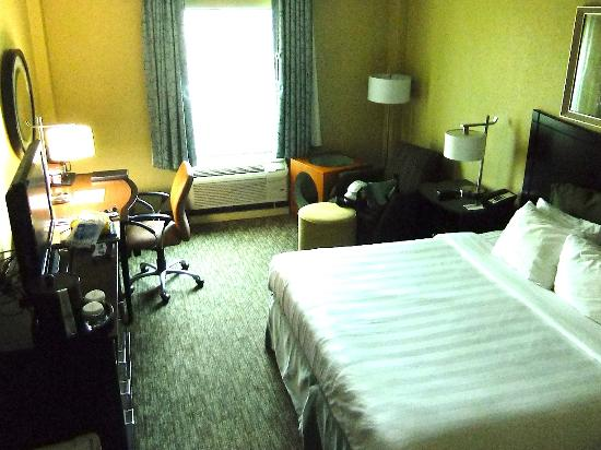 Crowne Plaza Hotel Memphis: Bedroom