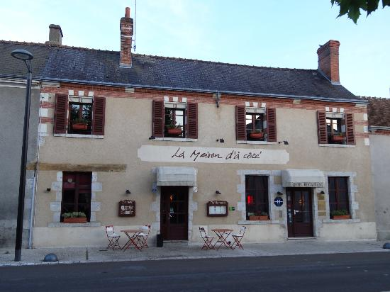 la maison d 39 a cote montlivault restaurant reviews