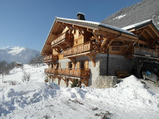 AliKats Mountain Holidays - Ferme a Jules