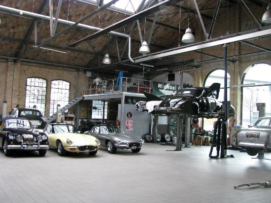 Classic Car Museum Uk