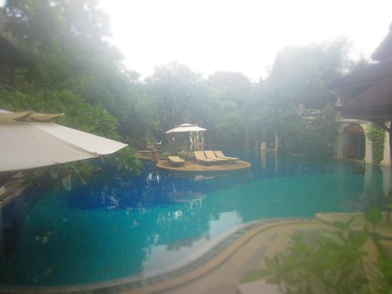 Khum Phaya Resort & Spa, Centara Boutique Collection: that's the back of our room