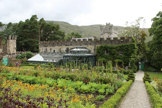 Heated swimming pool picture of glenveagh national for Castle gardens pool