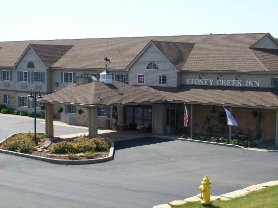 Stoney Creek Inn Galena: Main Entrance