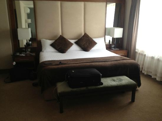 Silver Springs Moran Hotel: The fab bed