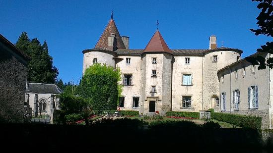 Chateau des Martinanches