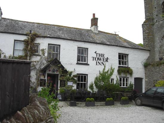 Kingsbridge, UK: Tower Inn, Slapton