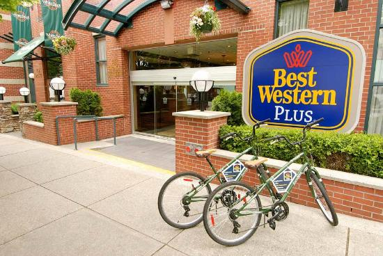 BEST WESTERN PLUS Downtown Vancouver: Hotel Exterior