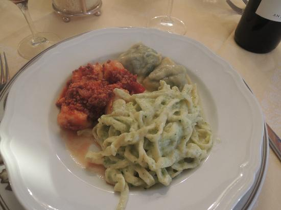 Pratello Country Resort: Dish prepared in Cooking Class