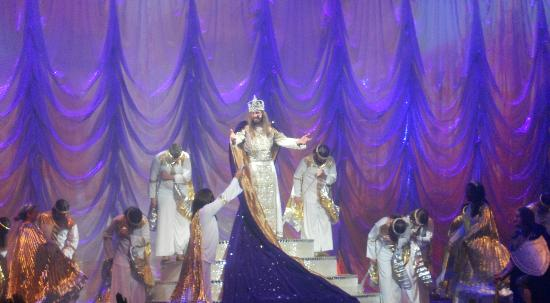 Holy Land Experience: The representation of the RETURNING KING!