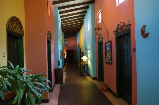 Hotel Portal del Angel: Main Building Second Floor Rooms 1+